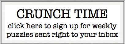 Sign up for Crunch Time