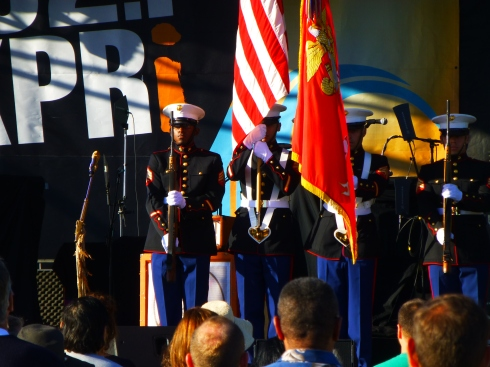 Group of Marines